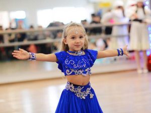 Belly Dance Kids